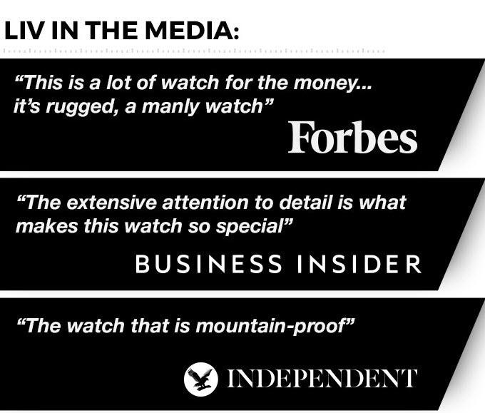 LIV in the Media